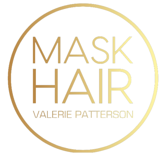 Mask Hair Logo
